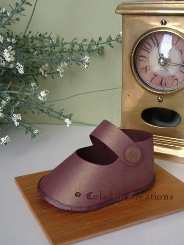 Bronzed_baby_shoe